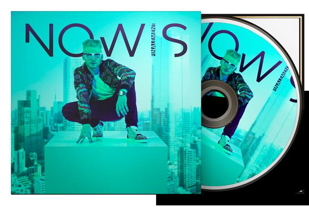 Cover FINALEMENT de Nowis